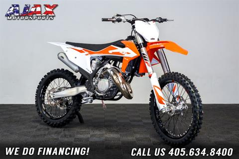 2020 KTM 125 SX in Oklahoma City, Oklahoma - Photo 1