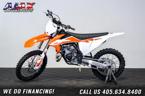 2020 KTM 125 SX in Oklahoma City, Oklahoma - Photo 5