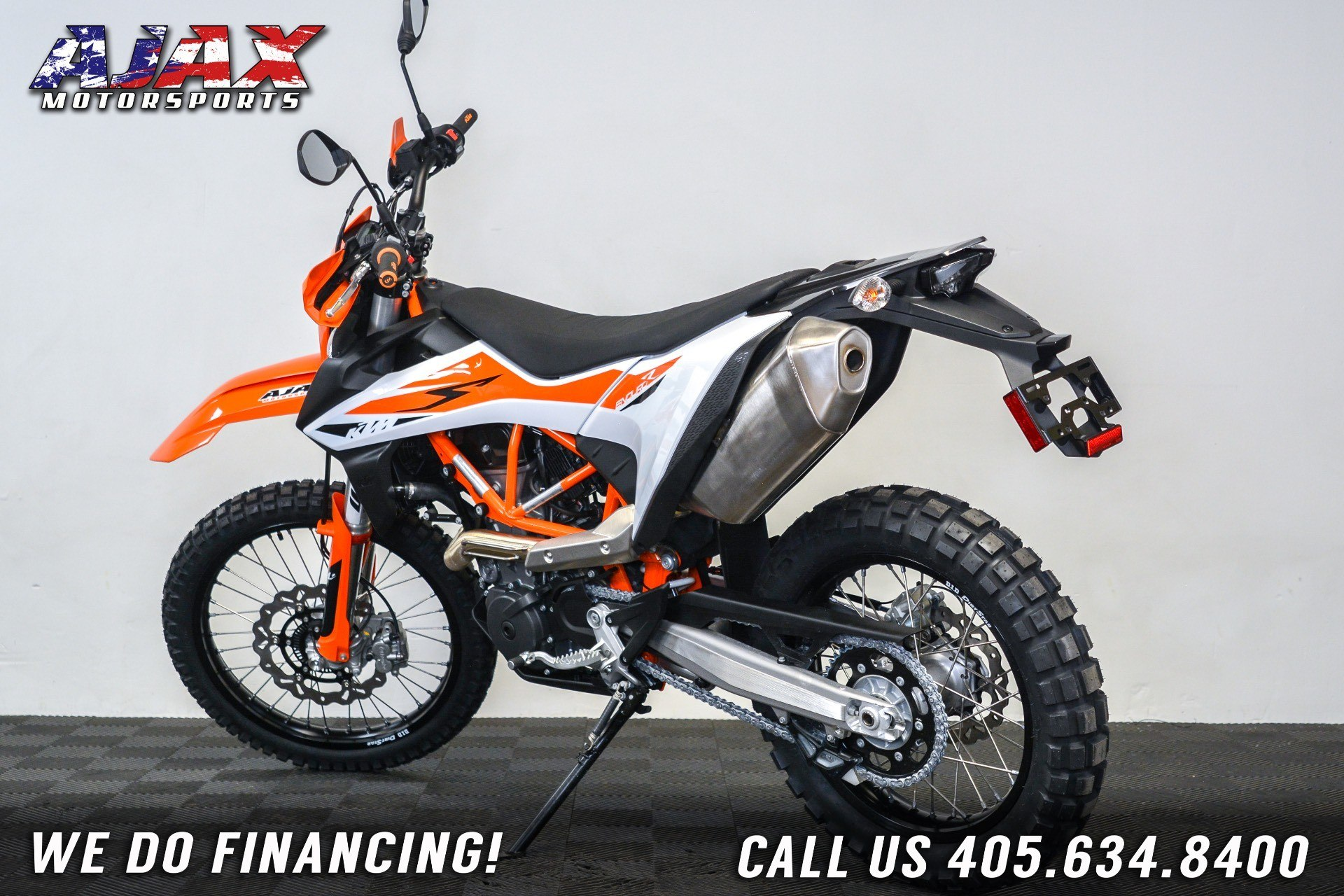2020 KTM 690 Enduro R in Oklahoma City, Oklahoma - Photo 5