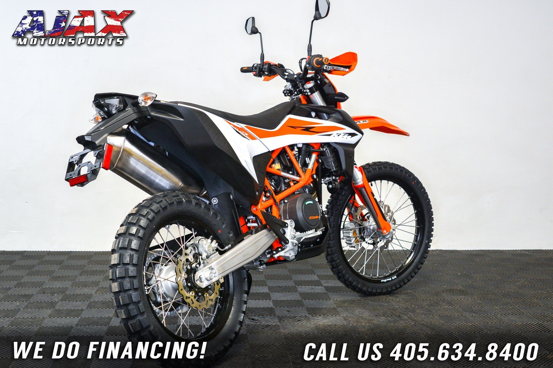 2020 KTM 690 Enduro R in Oklahoma City, Oklahoma - Photo 11