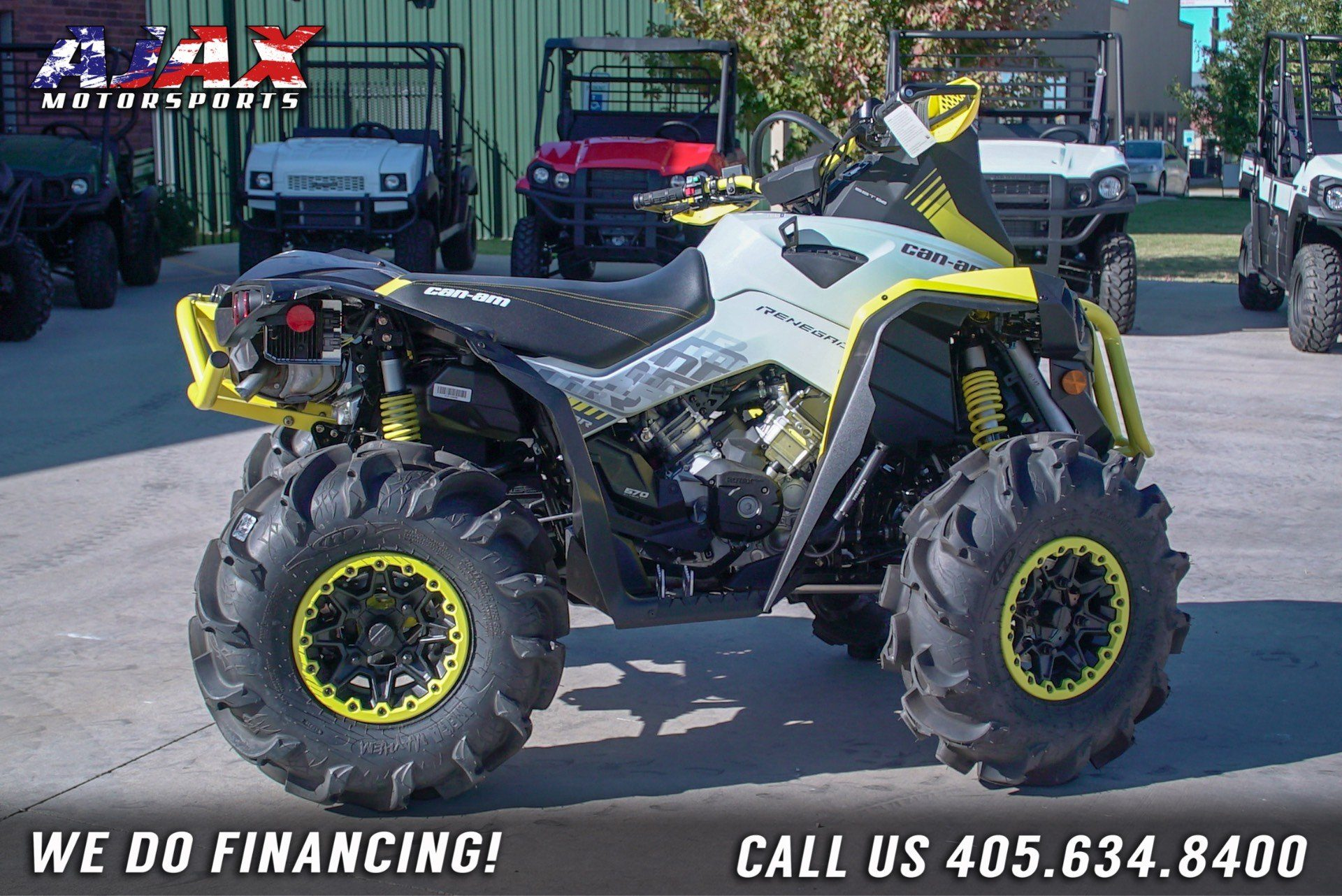 2020 Can-Am Renegade X MR 570 in Oklahoma City, Oklahoma - Photo 7