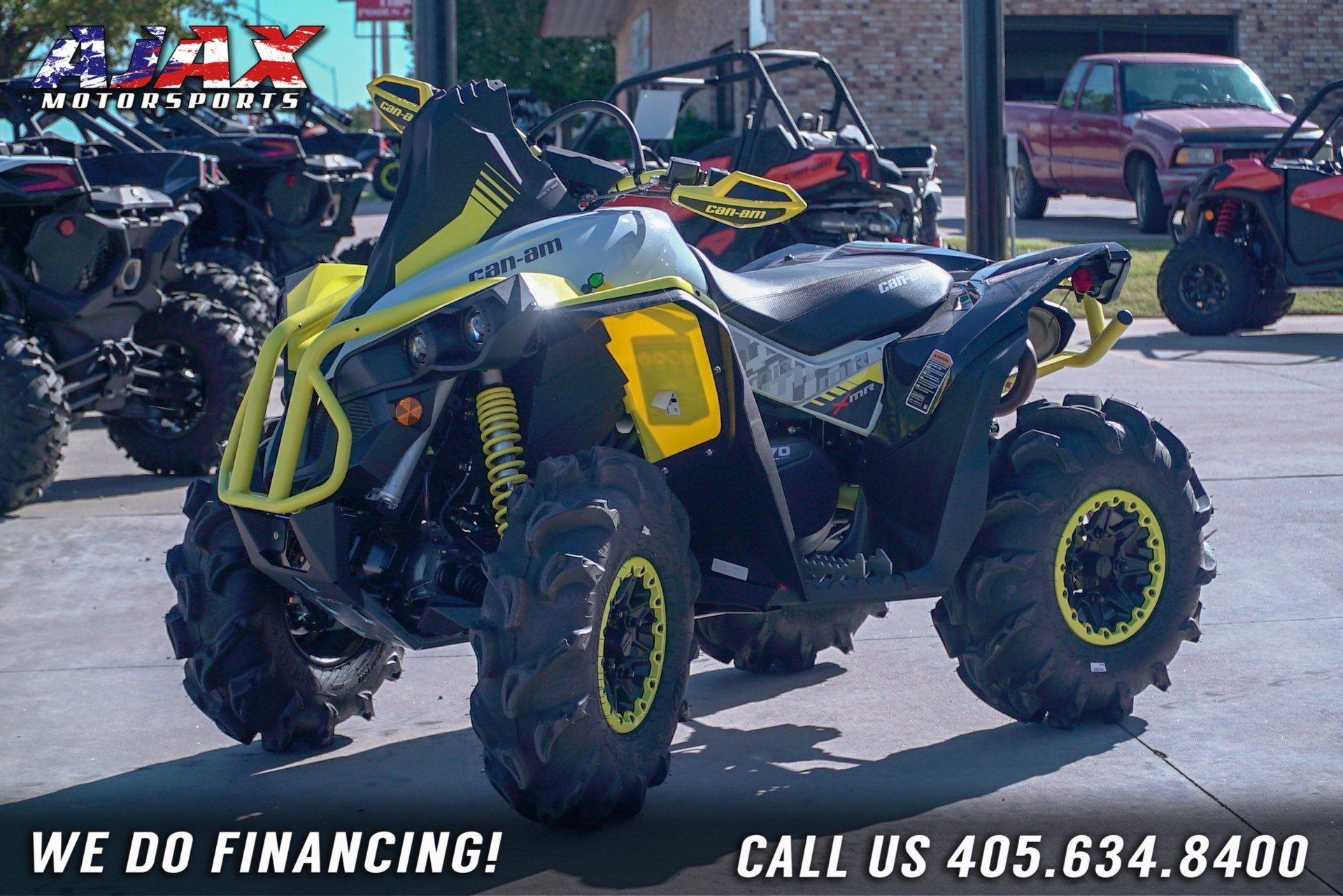 2020 Can-Am Renegade X MR 570 in Oklahoma City, Oklahoma - Photo 3