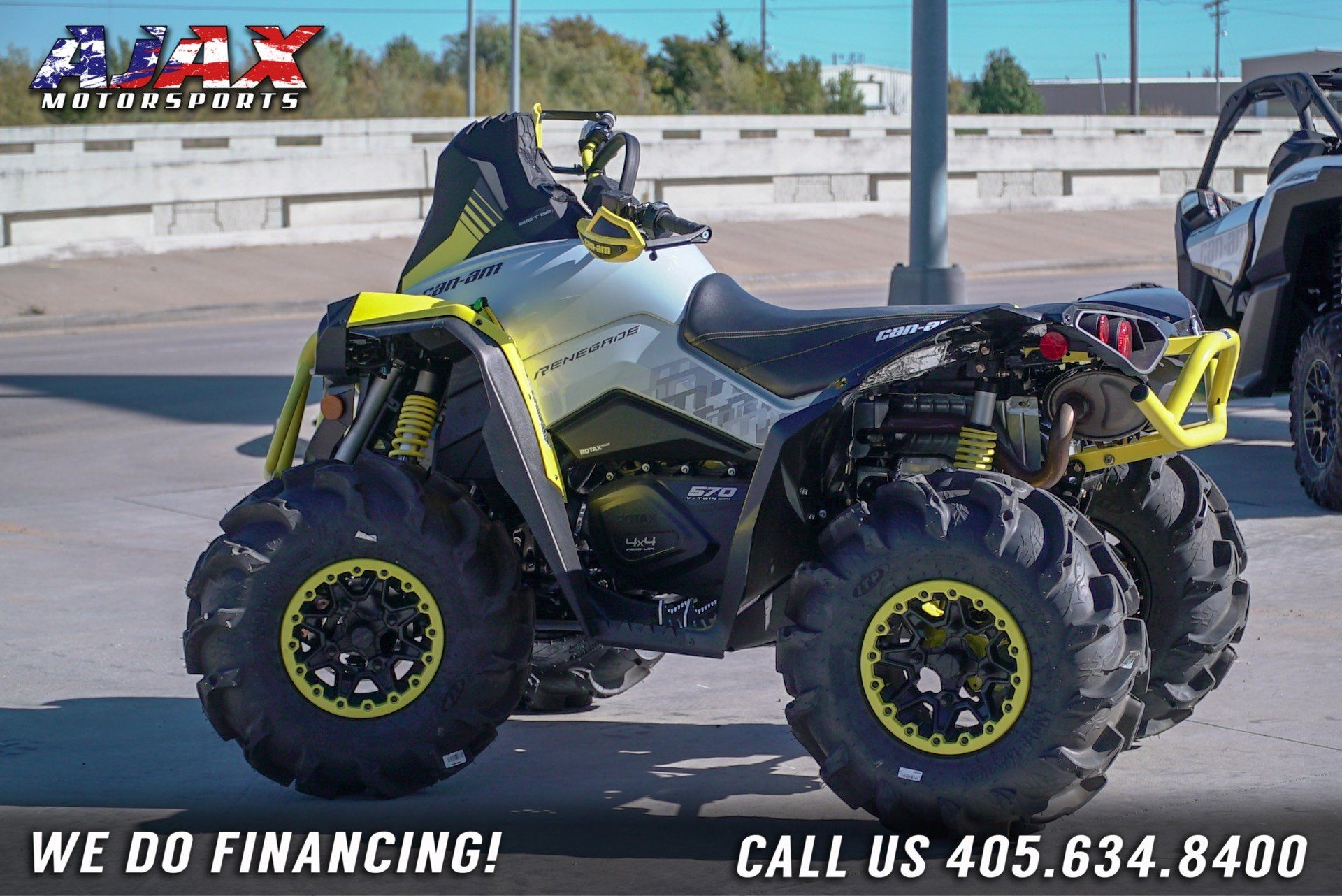 2020 Can-Am Renegade X MR 570 in Oklahoma City, Oklahoma - Photo 10