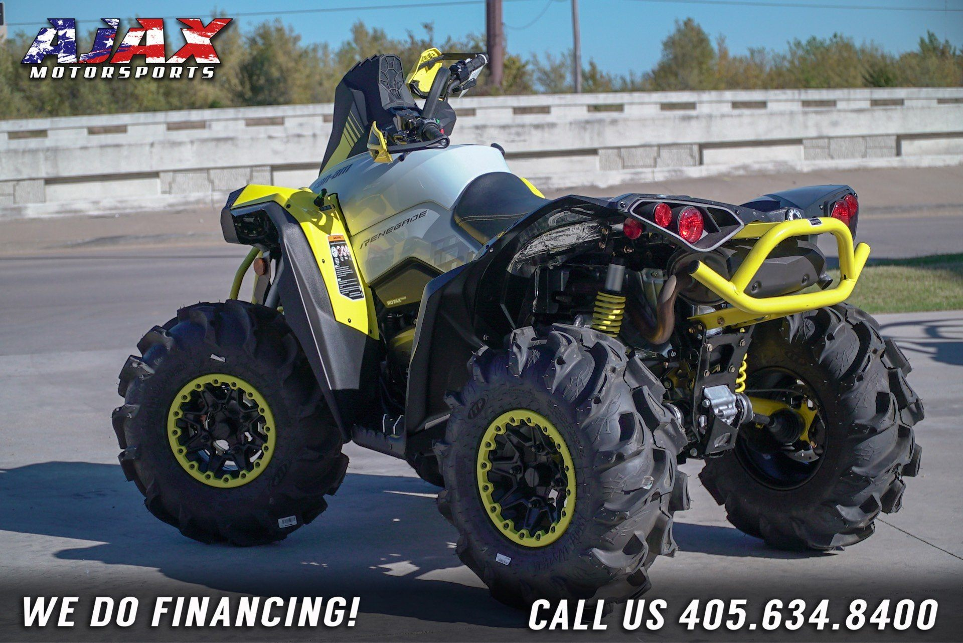 2020 Can-Am Renegade X MR 570 in Oklahoma City, Oklahoma - Photo 11