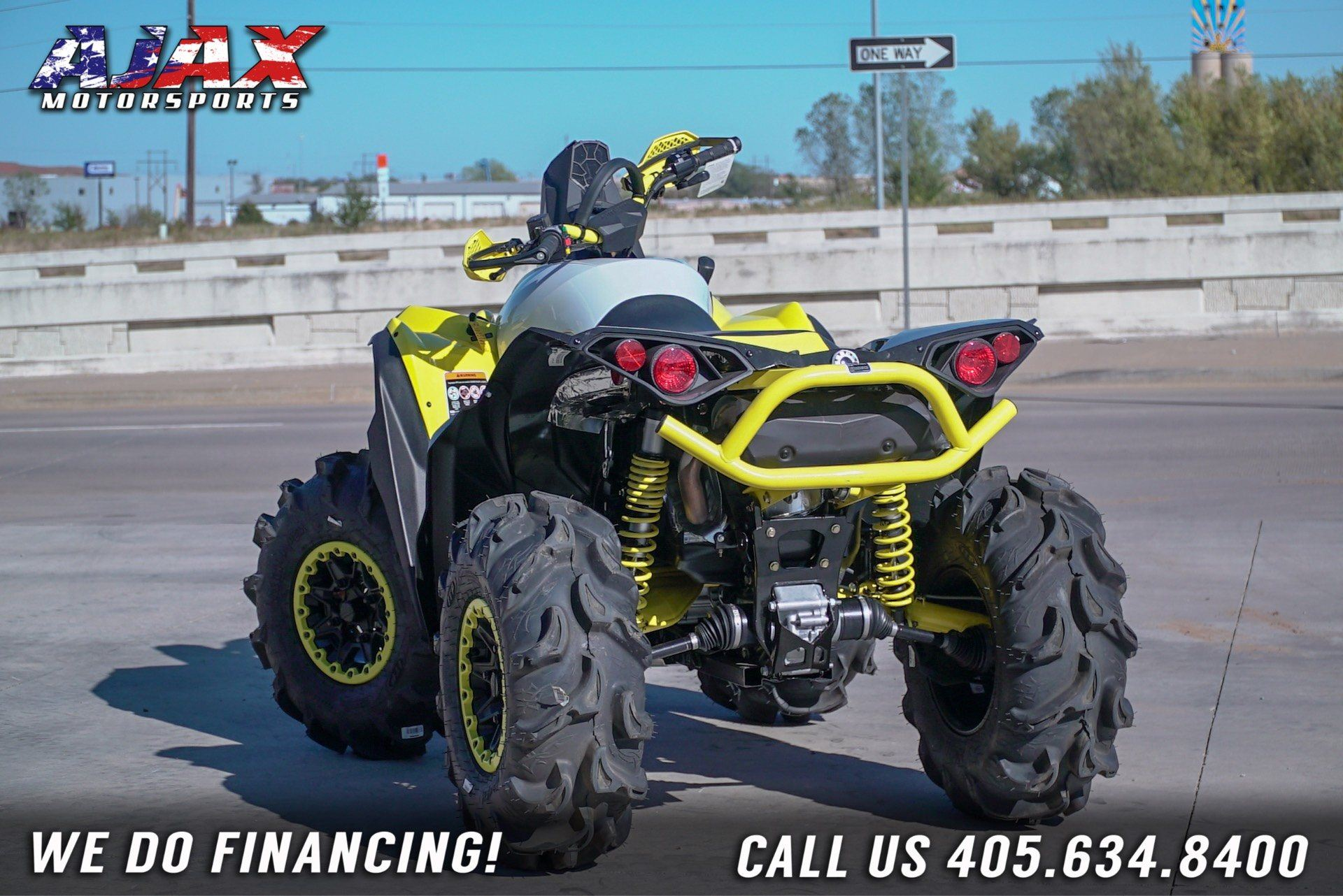 2020 Can-Am Renegade X MR 570 in Oklahoma City, Oklahoma - Photo 12