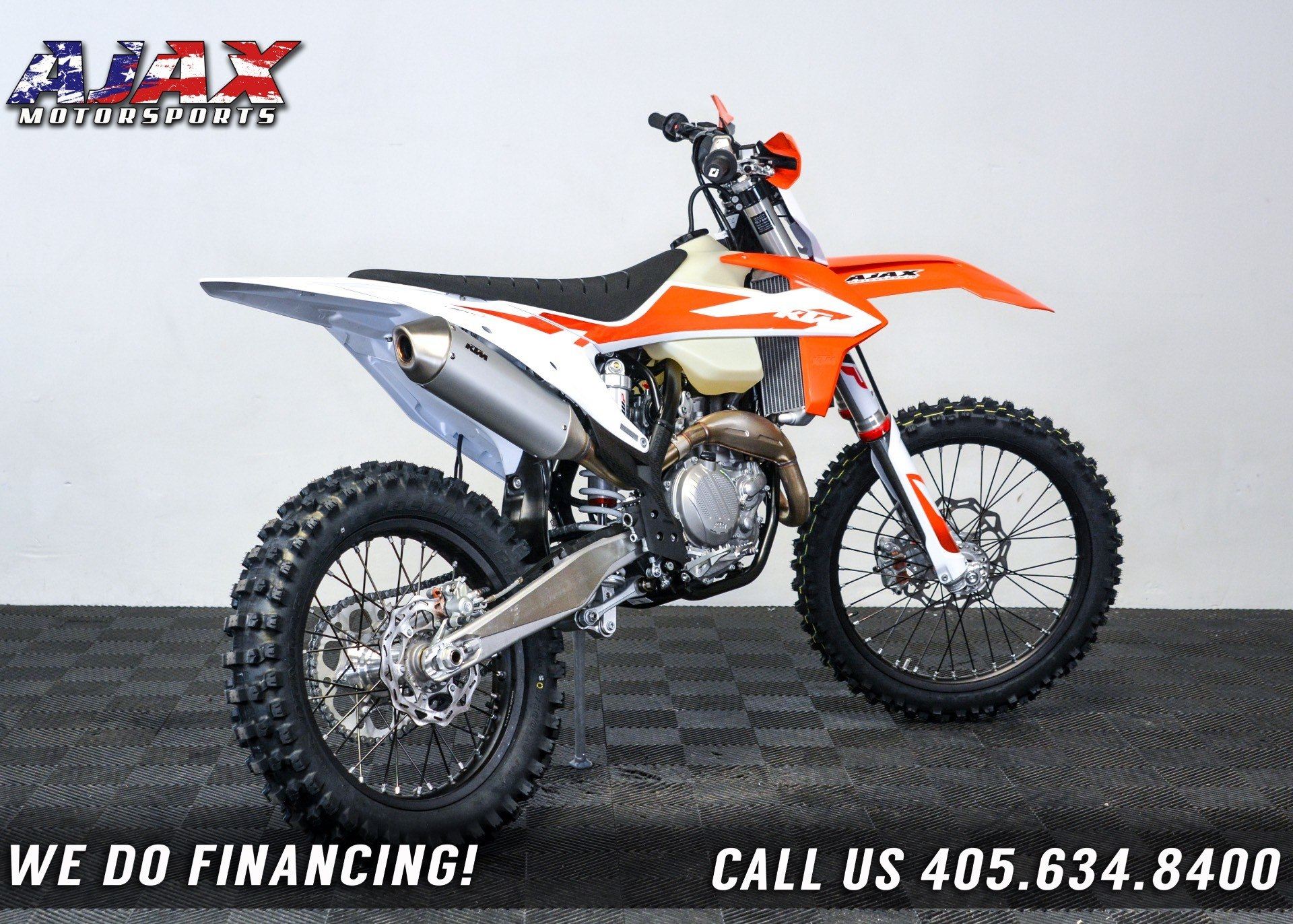 2020 KTM 450 XC-F in Oklahoma City, Oklahoma - Photo 3