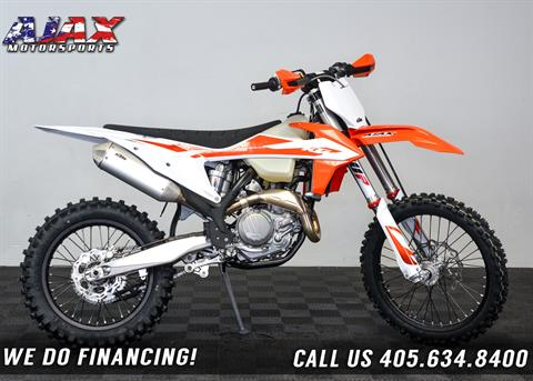 2020 KTM 450 XC-F in Oklahoma City, Oklahoma - Photo 1