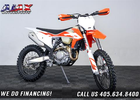 2020 KTM 450 XC-F in Oklahoma City, Oklahoma - Photo 4