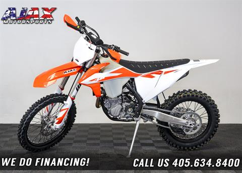2020 KTM 450 XC-F in Oklahoma City, Oklahoma - Photo 6