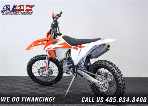 2020 KTM 450 XC-F in Oklahoma City, Oklahoma - Photo 7