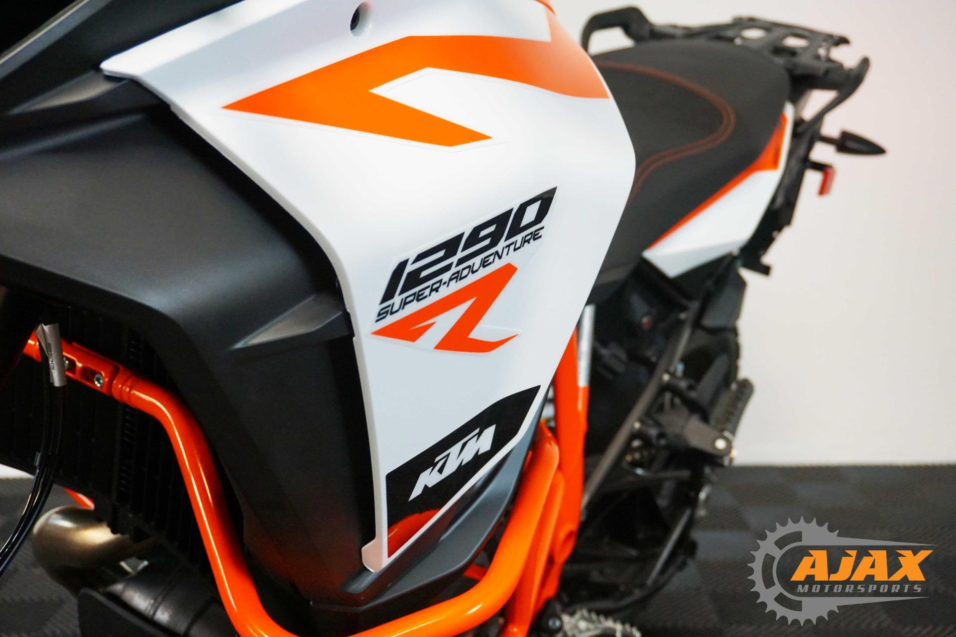 2018 KTM 1290 Super Adventure R 6