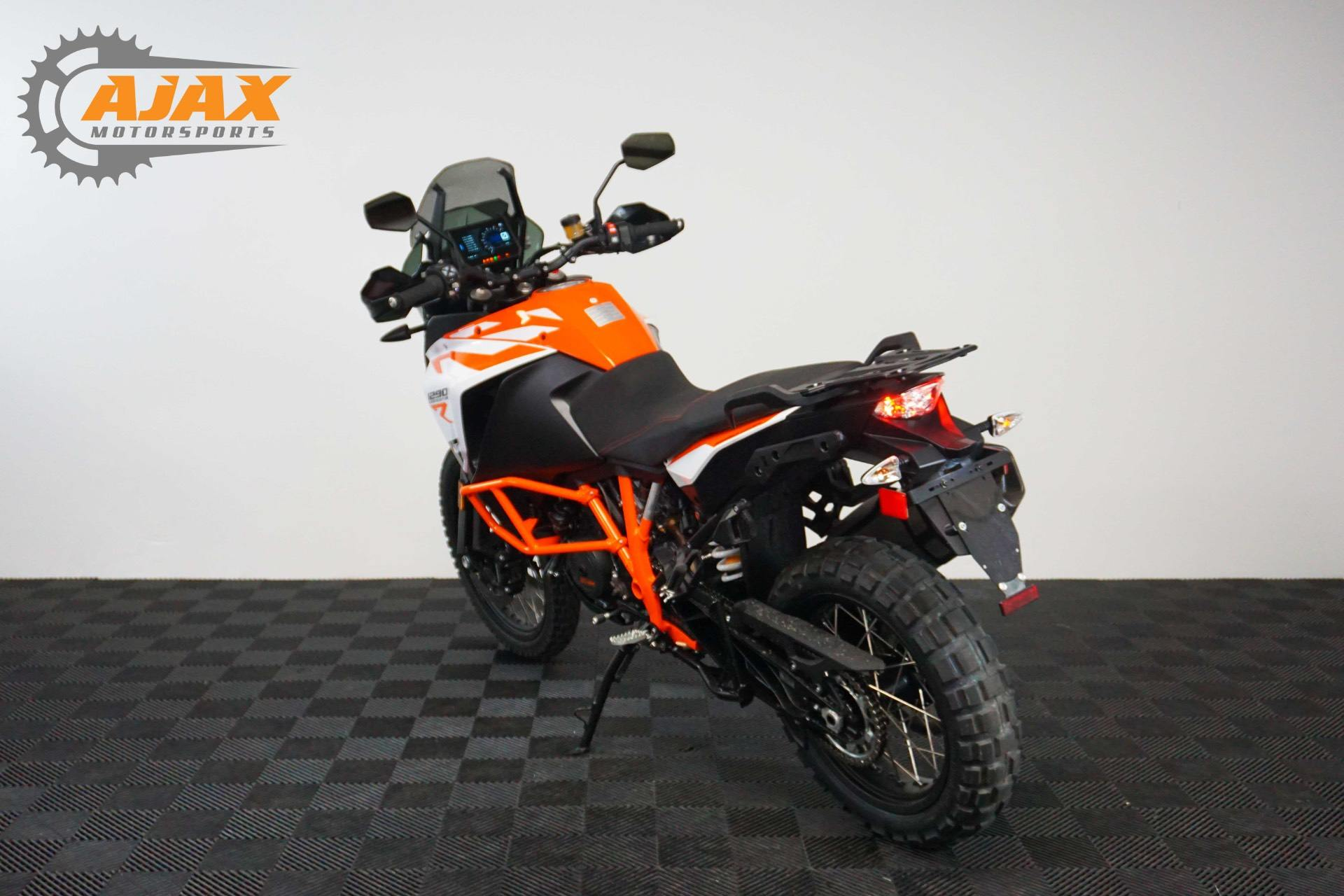2018 KTM 1290 Super Adventure R 8