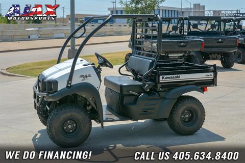 2020 Kawasaki Mule SX 4x4 SE FI in Oklahoma City, Oklahoma - Photo 1