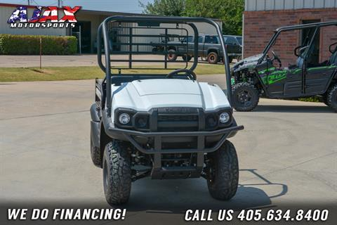 2020 Kawasaki Mule SX 4x4 SE FI in Oklahoma City, Oklahoma - Photo 4