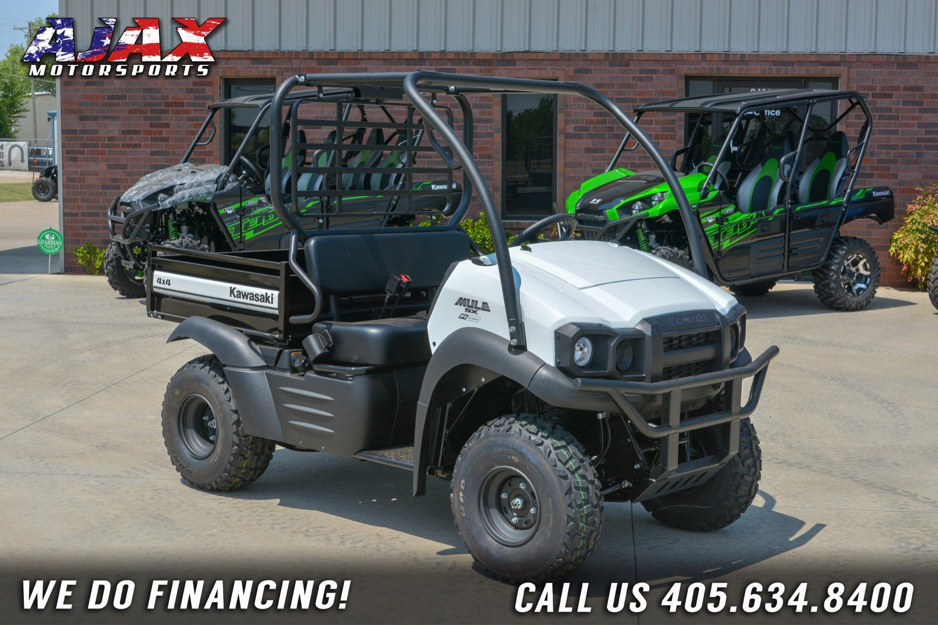 2020 Kawasaki Mule SX 4x4 SE FI in Oklahoma City, Oklahoma - Photo 5
