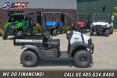 2020 Kawasaki Mule SX 4x4 SE FI in Oklahoma City, Oklahoma - Photo 6