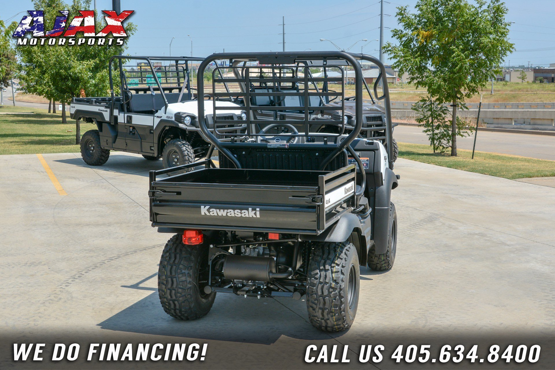 2020 Kawasaki Mule SX 4x4 SE FI in Oklahoma City, Oklahoma - Photo 8
