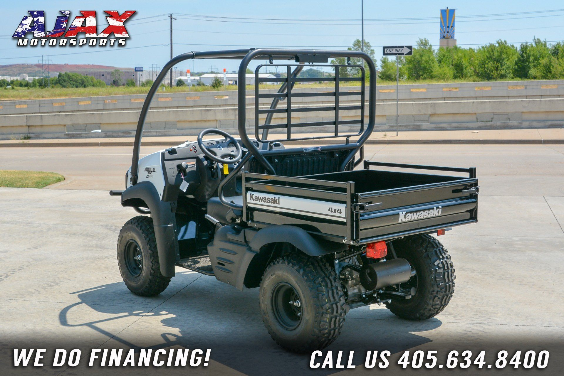 2020 Kawasaki Mule SX 4x4 SE FI in Oklahoma City, Oklahoma - Photo 9