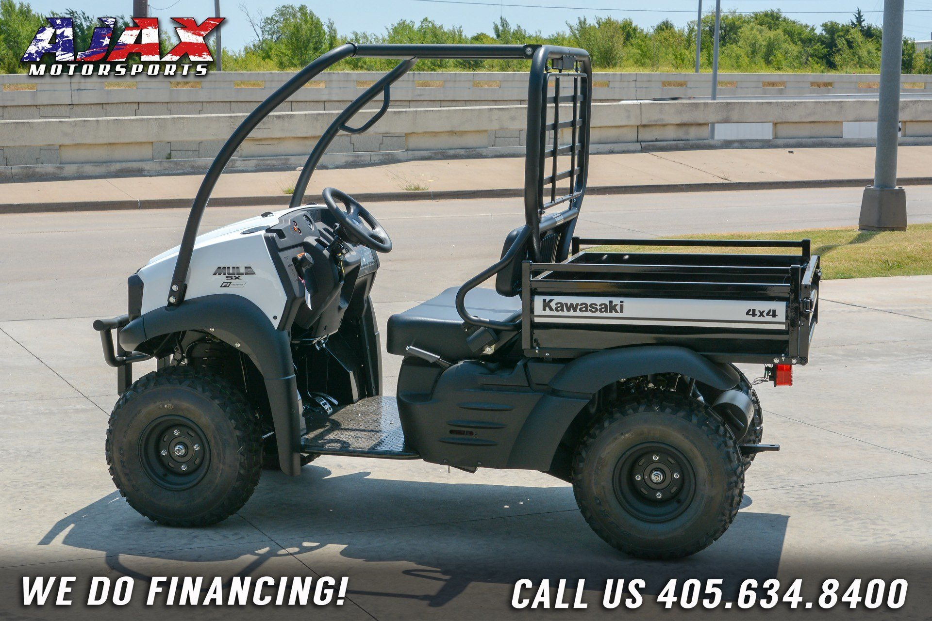 2020 Kawasaki Mule SX 4x4 SE FI in Oklahoma City, Oklahoma - Photo 10