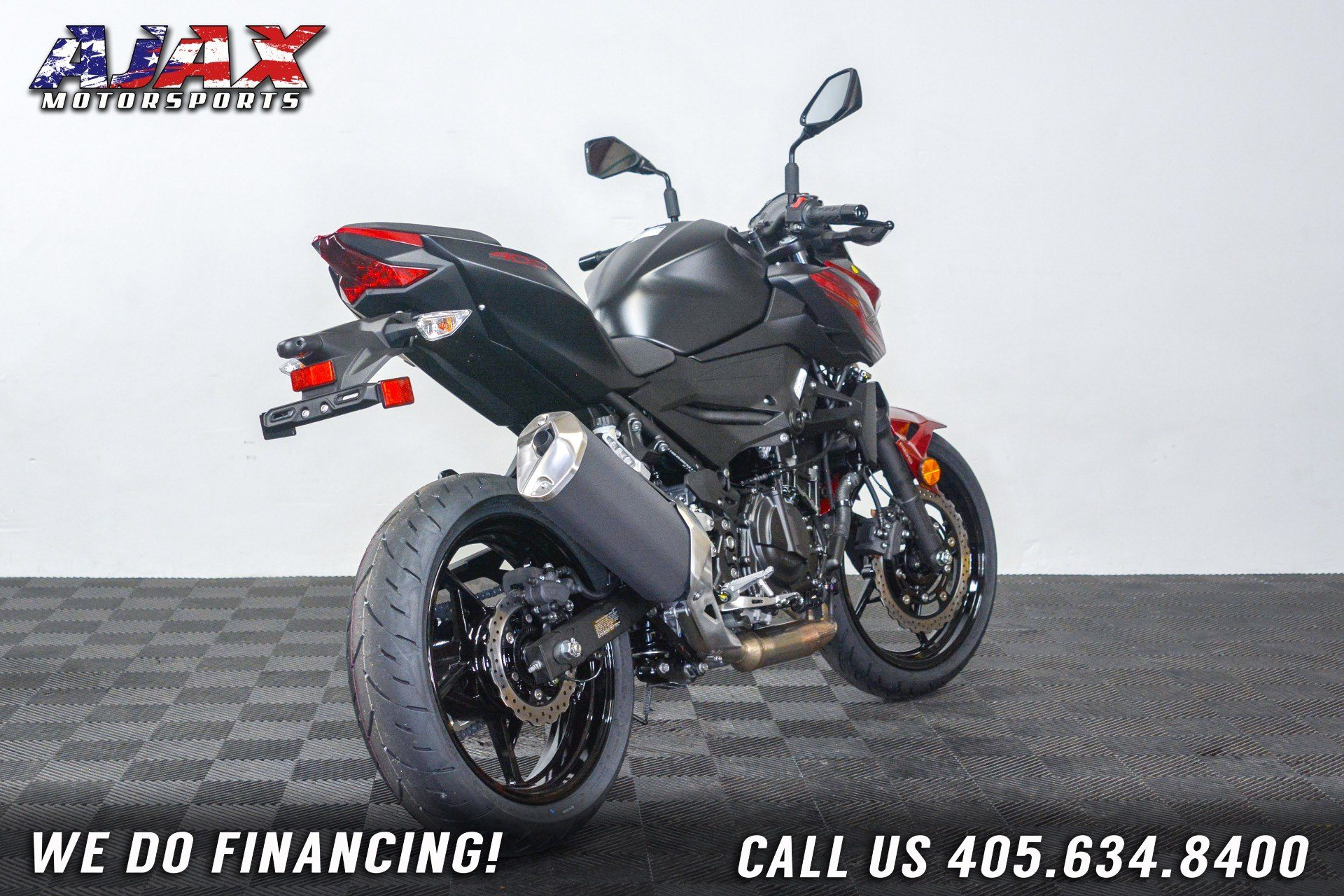 2019 Kawasaki Z400 ABS in Oklahoma City, Oklahoma - Photo 6