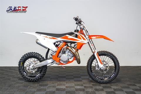2019 KTM 85 SX 17/14 in Oklahoma City, Oklahoma