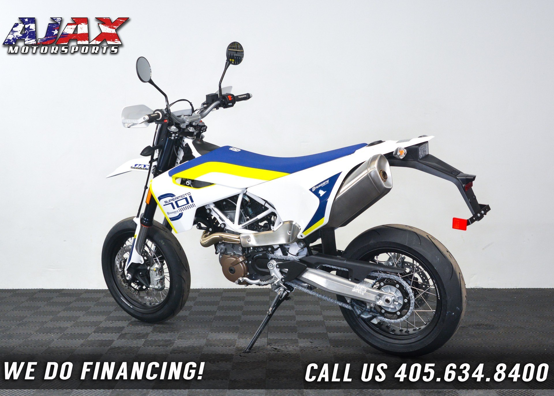 2019 Husqvarna 701 Supermoto in Oklahoma City, Oklahoma - Photo 6