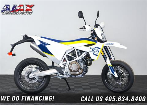 2019 Husqvarna 701 Supermoto in Oklahoma City, Oklahoma - Photo 3
