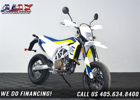 2019 Husqvarna 701 Supermoto in Oklahoma City, Oklahoma - Photo 4