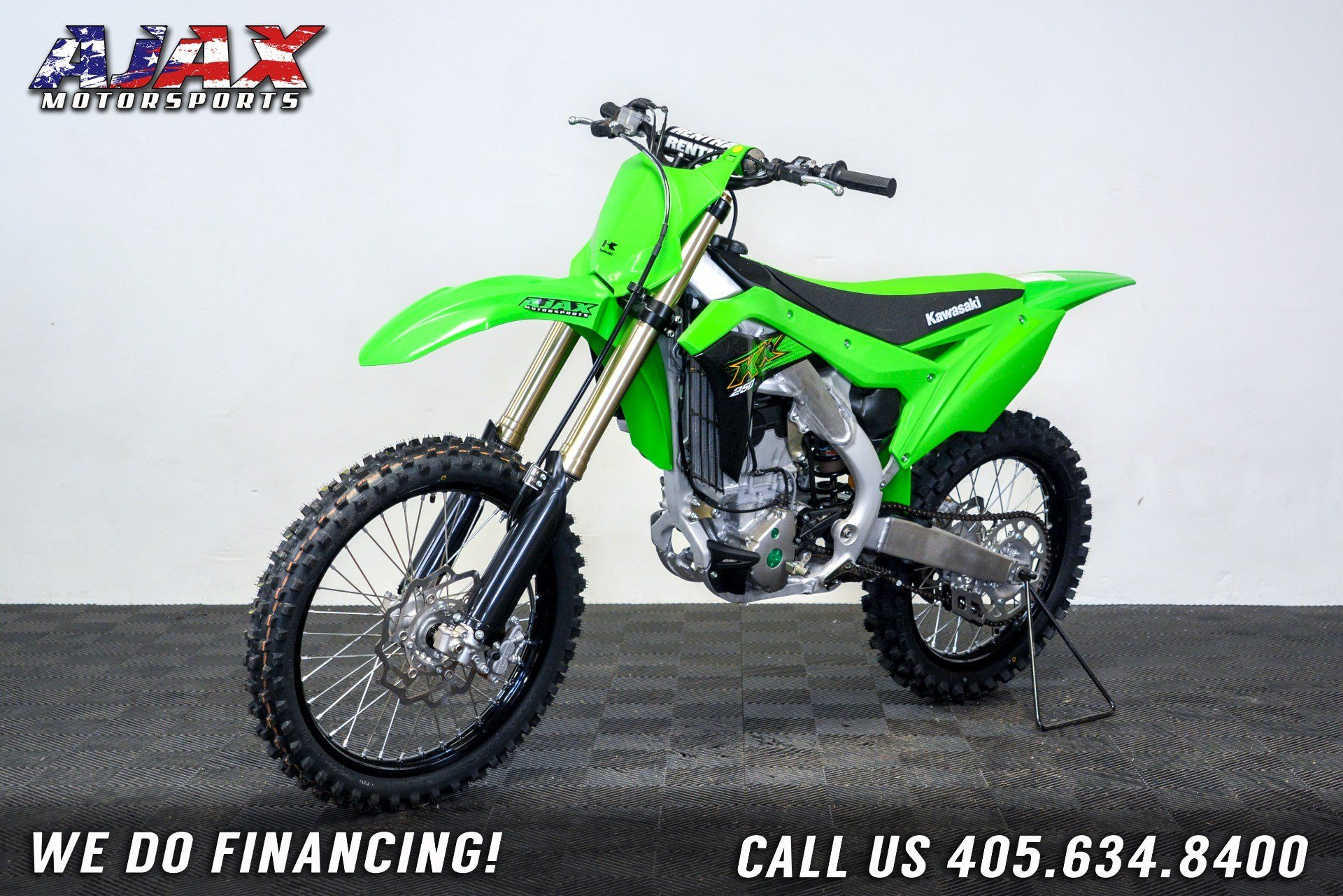 2020 Kawasaki KX 250 in Oklahoma City, Oklahoma - Photo 3