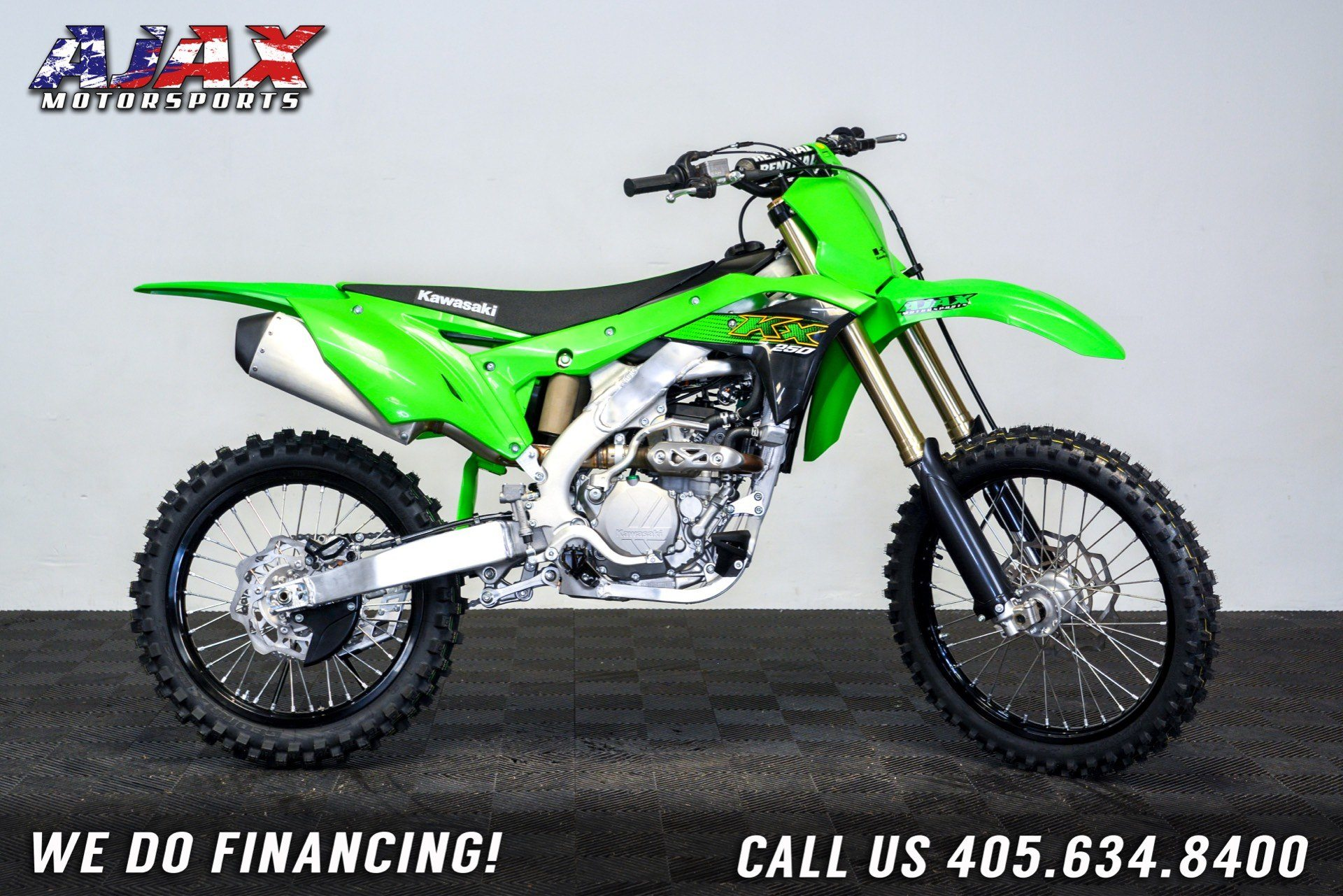 2020 Kawasaki KX 250 in Oklahoma City, Oklahoma - Photo 7