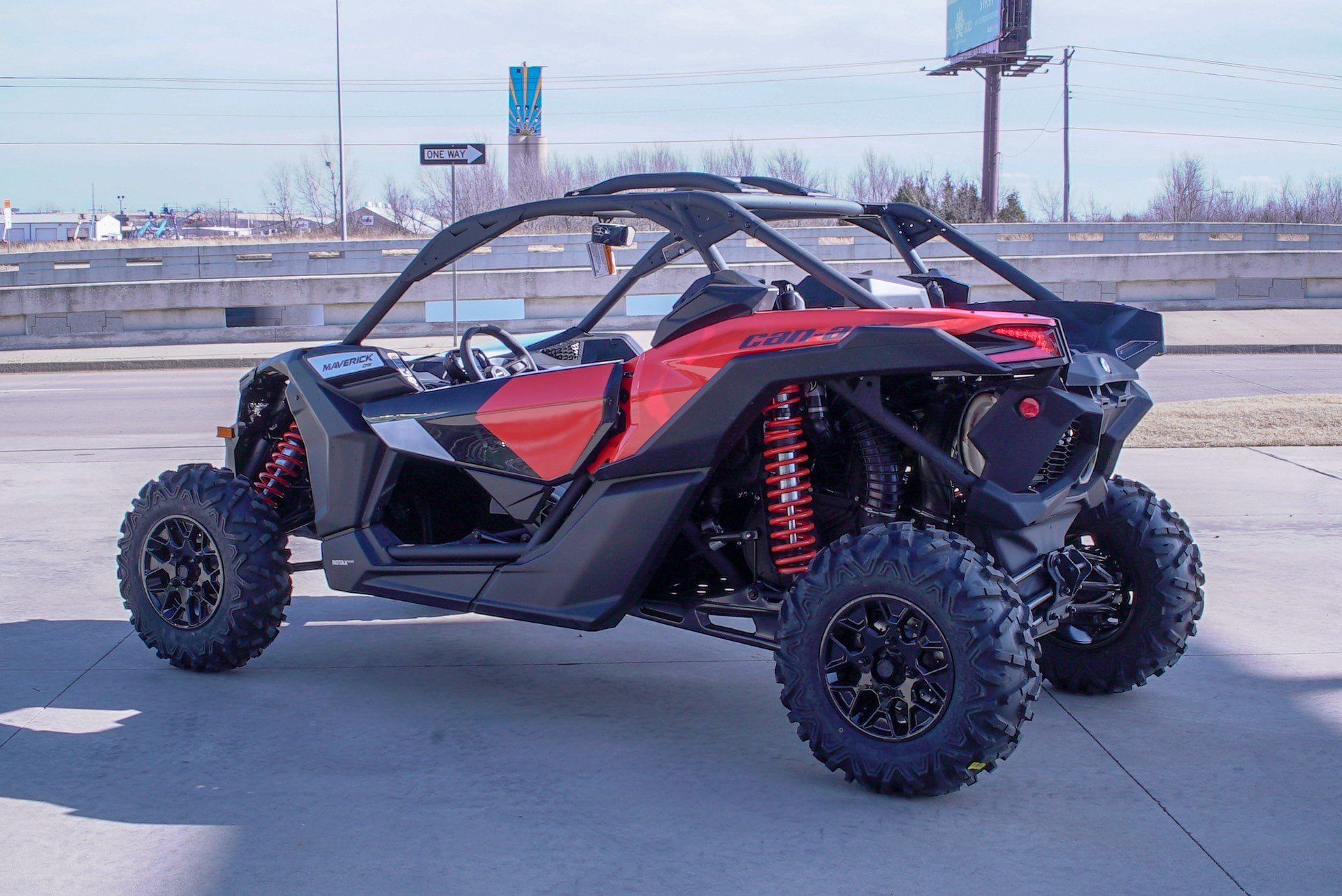2020 Can-Am Maverick X3 DS Turbo R in Oklahoma City, Oklahoma - Photo 4