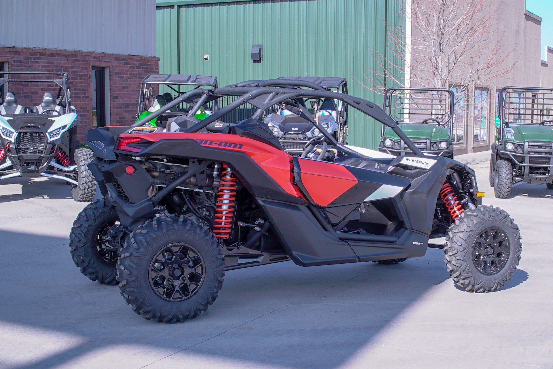 2020 Can-Am Maverick X3 DS Turbo R in Oklahoma City, Oklahoma - Photo 5