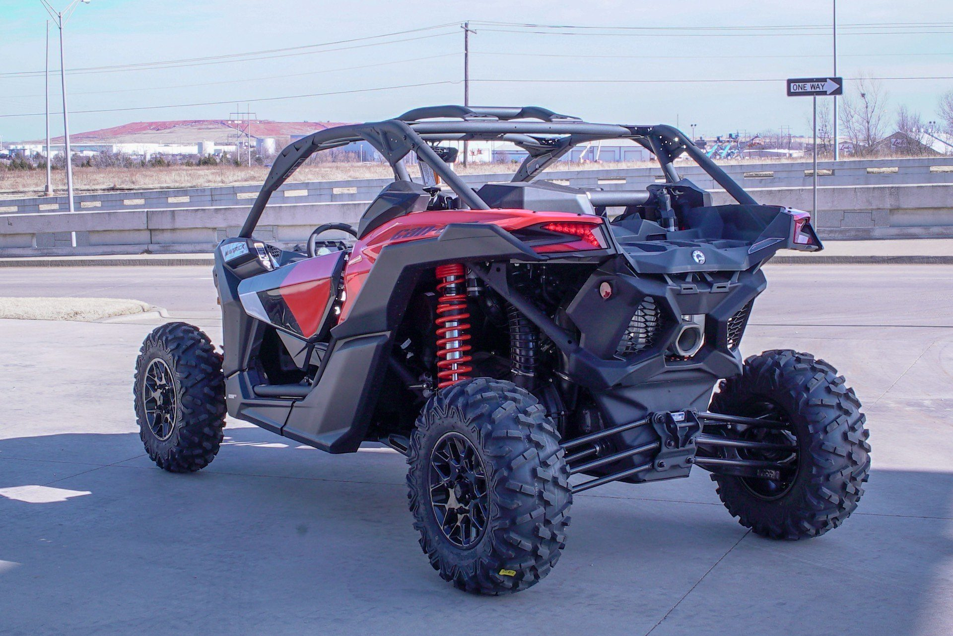 2020 Can-Am Maverick X3 DS Turbo R in Oklahoma City, Oklahoma - Photo 6