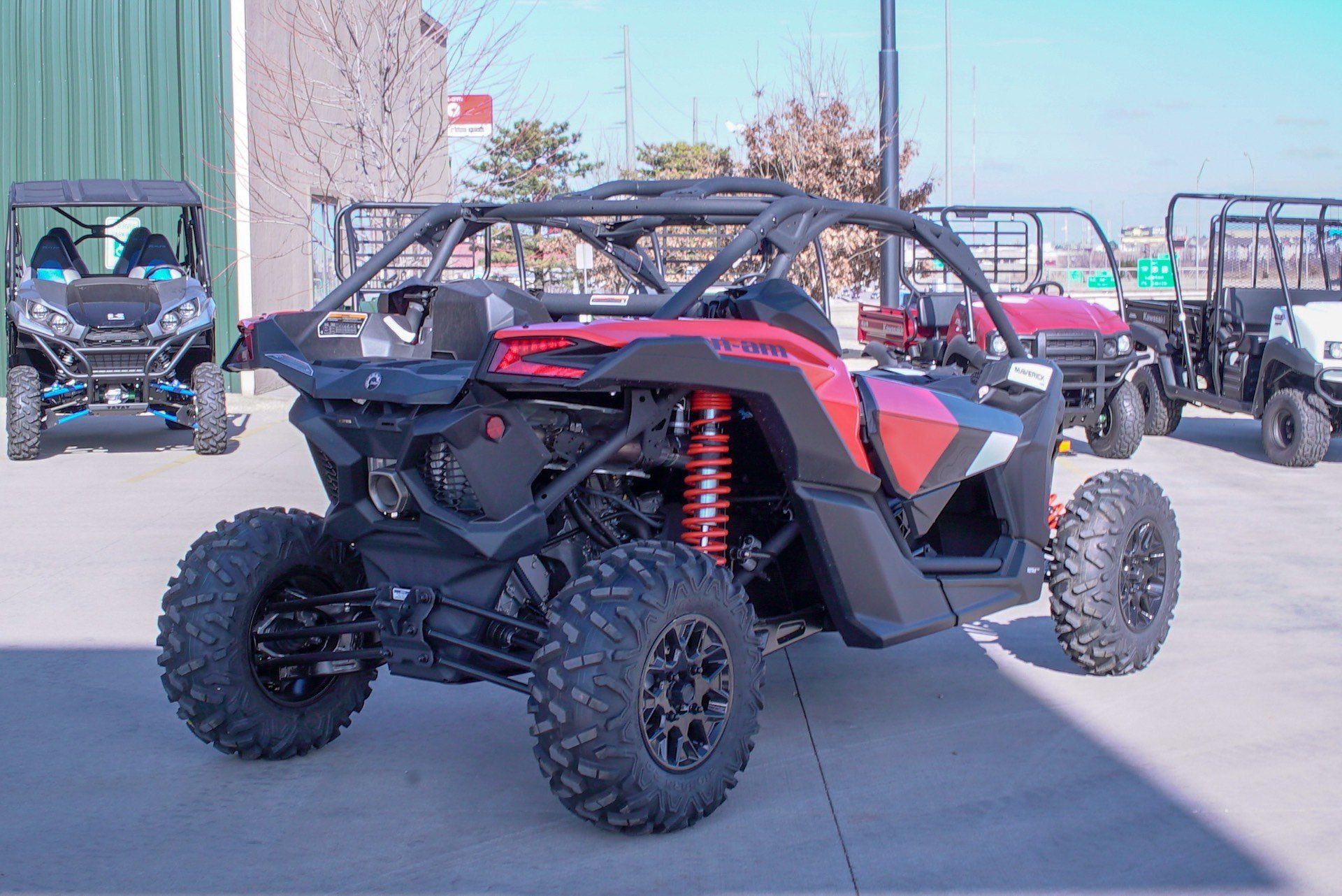 2020 Can-Am Maverick X3 DS Turbo R in Oklahoma City, Oklahoma - Photo 7