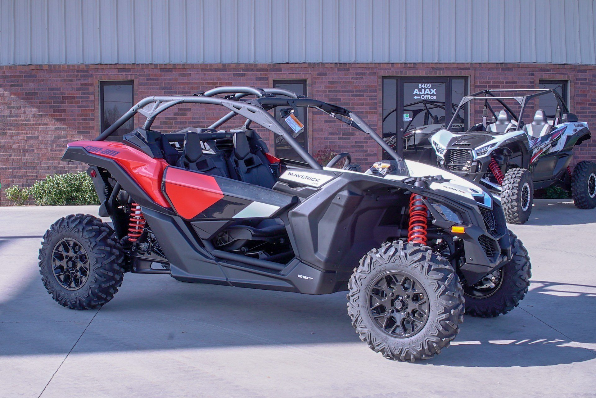 2020 Can-Am Maverick X3 DS Turbo R in Oklahoma City, Oklahoma - Photo 1