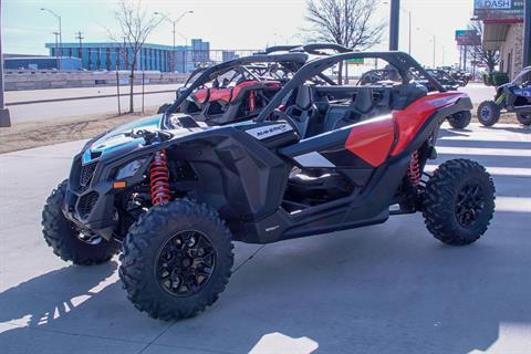 2020 Can-Am Maverick X3 DS Turbo R in Oklahoma City, Oklahoma - Photo 10