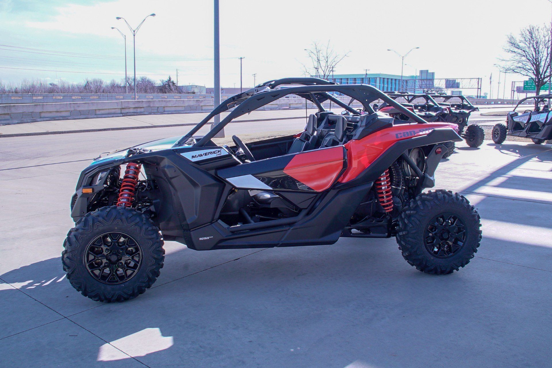 2020 Can-Am Maverick X3 DS Turbo R in Oklahoma City, Oklahoma - Photo 11