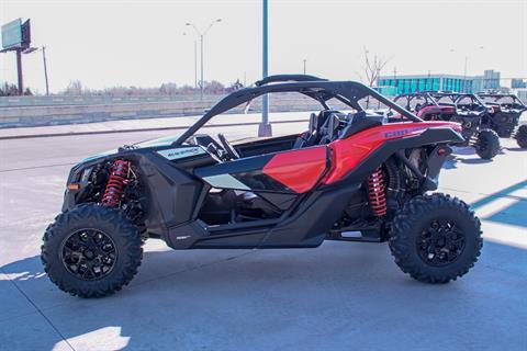 2020 Can-Am Maverick X3 DS Turbo R in Oklahoma City, Oklahoma - Photo 12