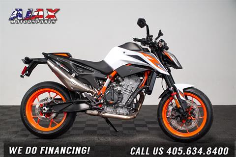 2020 KTM 890 Duke R in Oklahoma City, Oklahoma - Photo 3