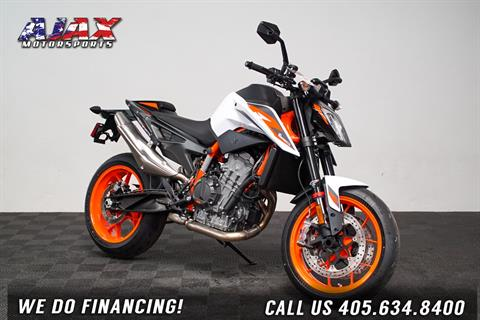 2020 KTM 890 Duke R in Oklahoma City, Oklahoma - Photo 1