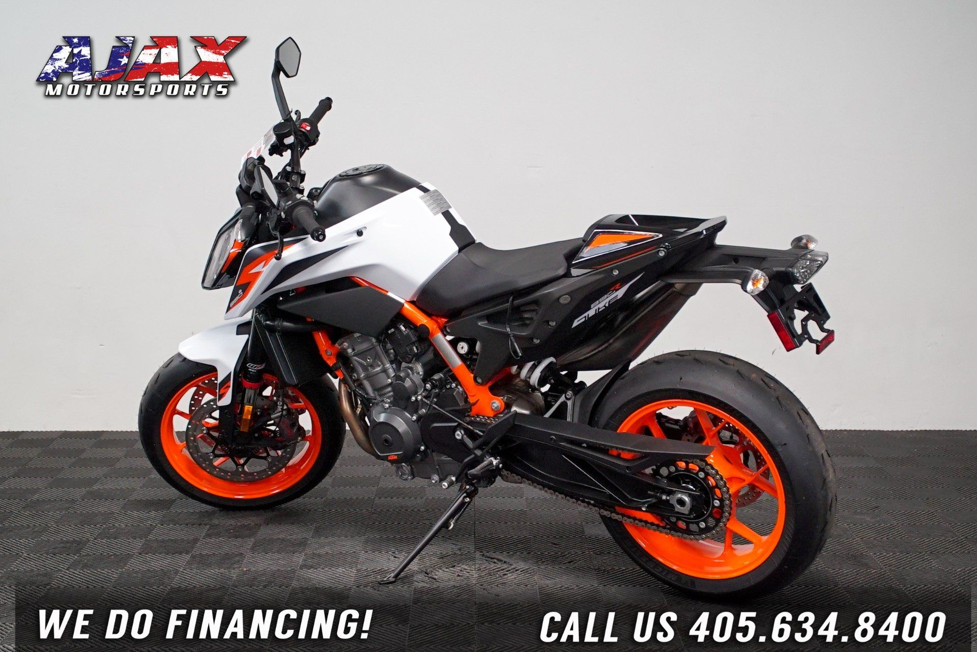 2020 KTM 890 Duke R in Oklahoma City, Oklahoma - Photo 6