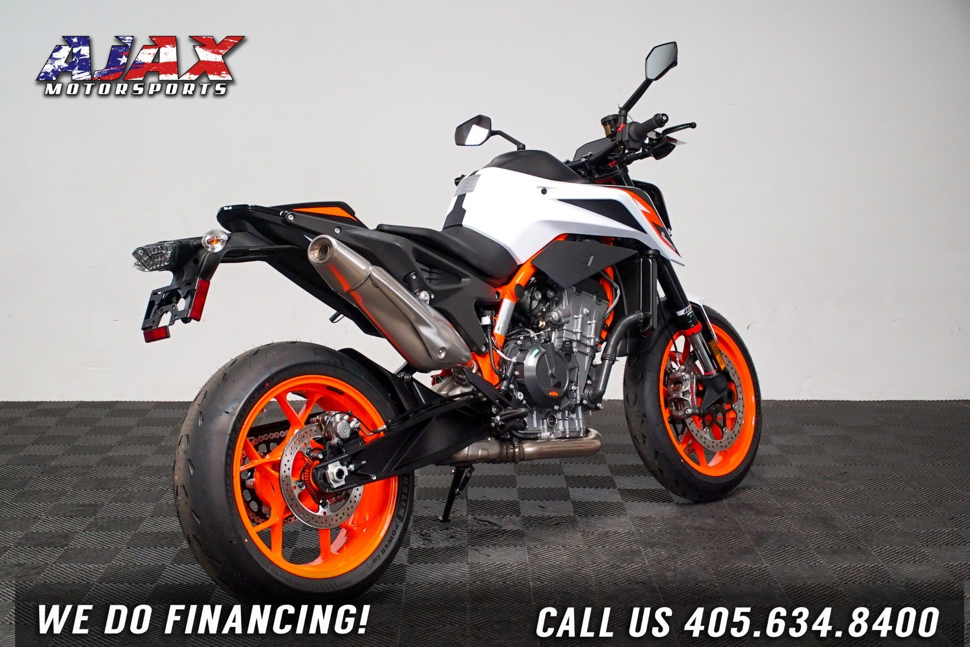2020 KTM 890 Duke R in Oklahoma City, Oklahoma - Photo 7