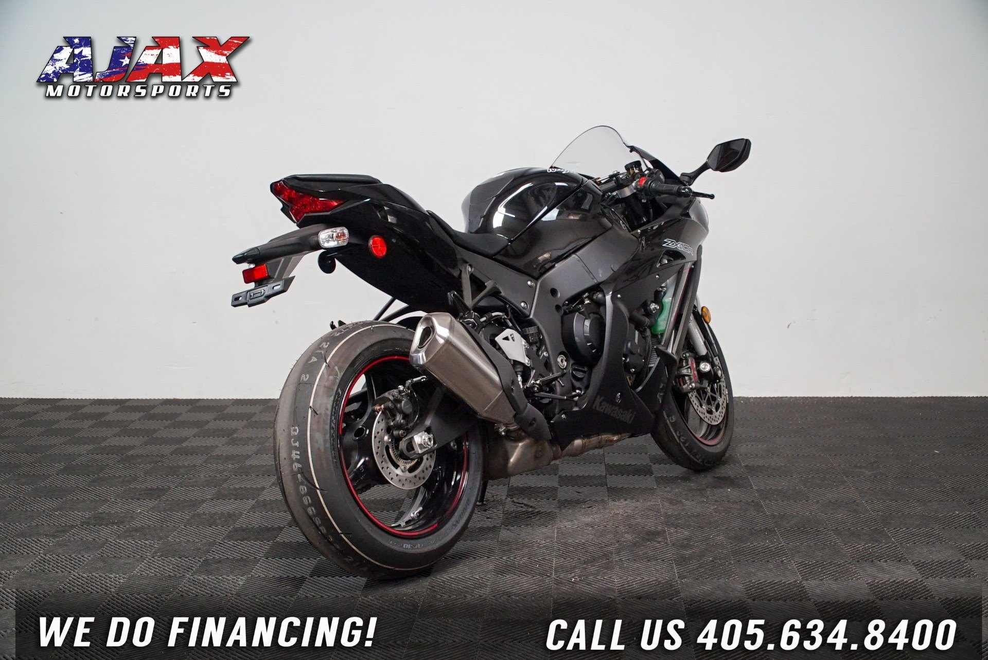 2020 Kawasaki Ninja ZX-10R ABS in Oklahoma City, Oklahoma - Photo 4