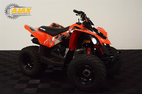 2017 Can-Am DS 70 in Oklahoma City, Oklahoma