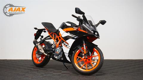 2018 KTM RC 390 in Oklahoma City, Oklahoma