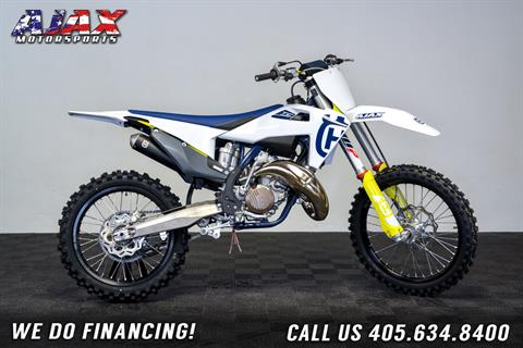 2020 Husqvarna TC 125 in Oklahoma City, Oklahoma - Photo 1