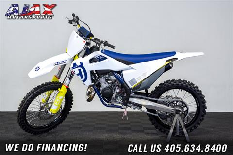 2020 Husqvarna TC 125 in Oklahoma City, Oklahoma - Photo 3