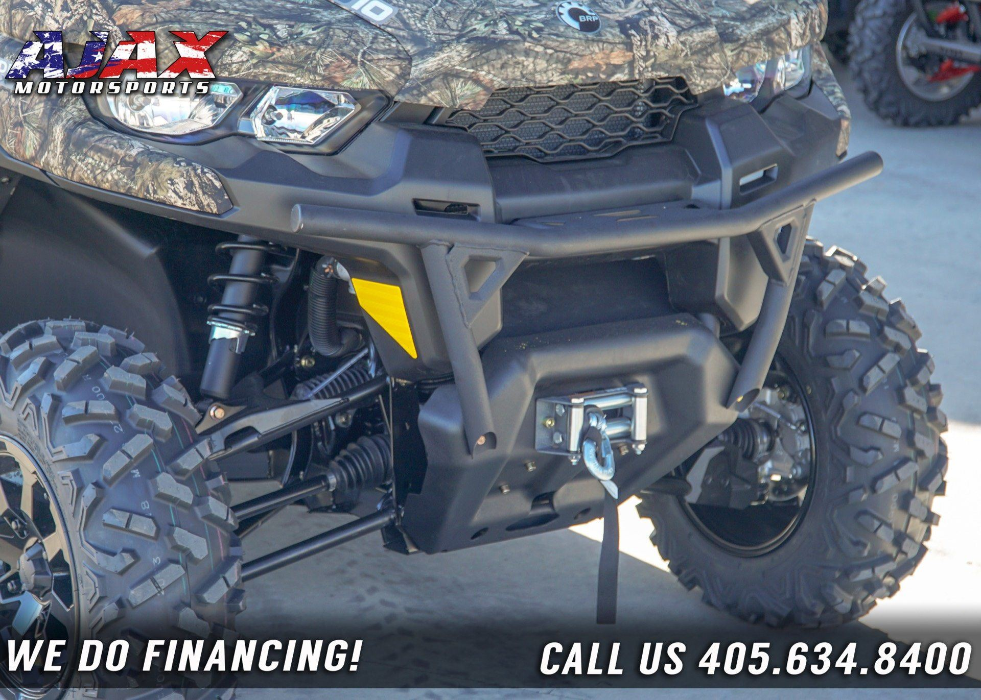 2019 Can-Am Defender XT HD10 in Oklahoma City, Oklahoma - Photo 11