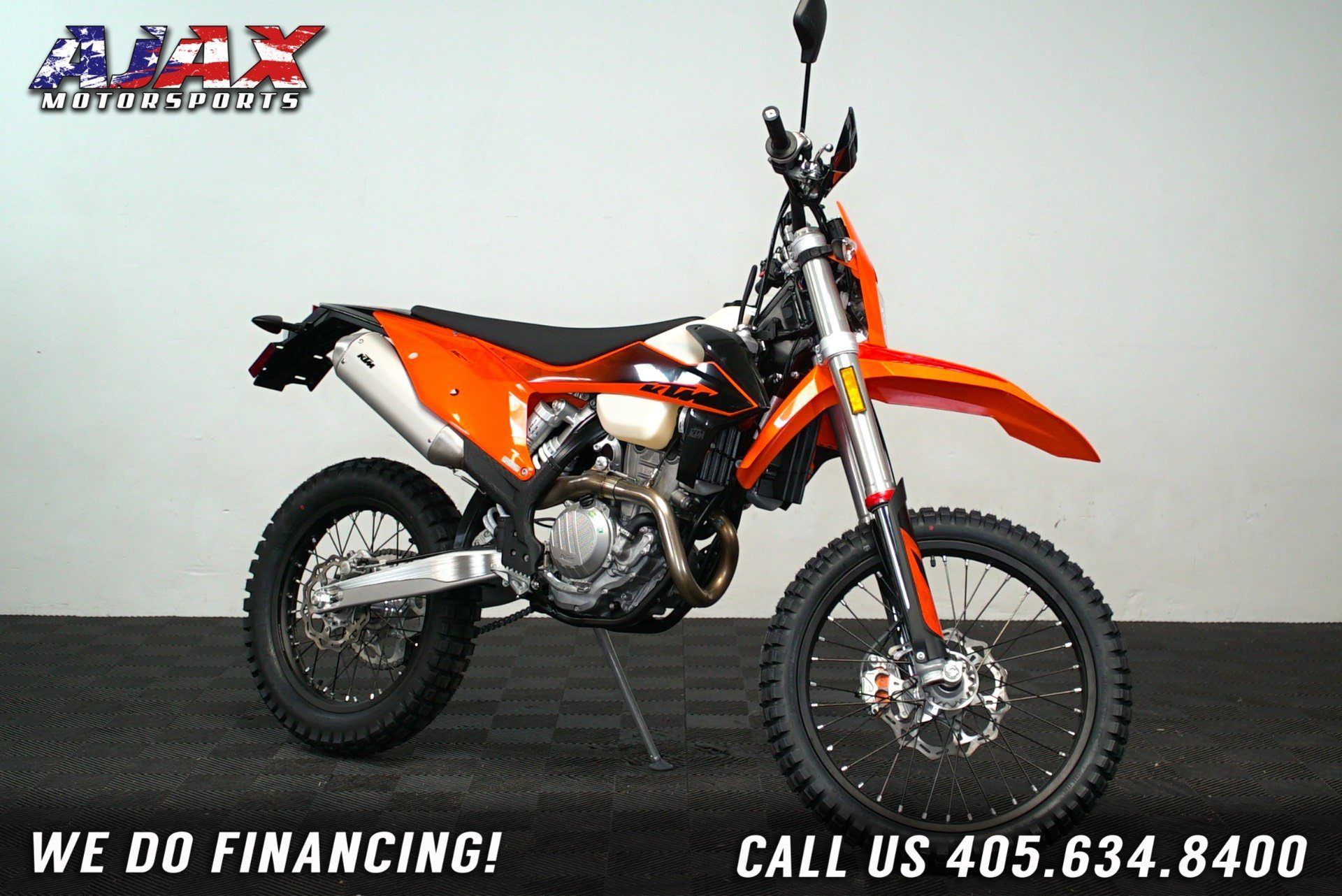 2020 KTM 350 EXC-F in Oklahoma City, Oklahoma - Photo 4