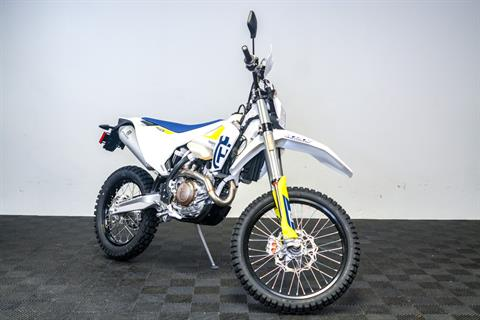 2019 Husqvarna FE 501 in Oklahoma City, Oklahoma - Photo 3